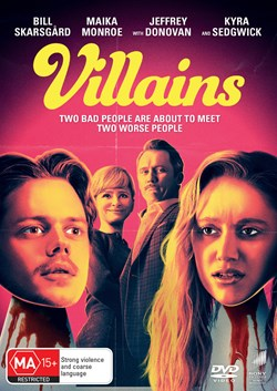 Villains [DVD]