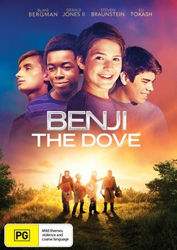 Benji the Dove [DVD]