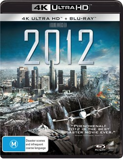 2012 (4K Ultra HD + Blu-ray) [UHD]