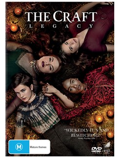 Blumhouse's the Craft - Legacy [DVD]