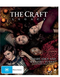 Blumhouse's the Craft - Legacy [Blu-ray]
