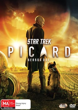 Star Trek: Picard - Season One (Box Set) [DVD]
