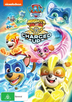 Paw Patrol: Mighty Pups - Charged Up [DVD]