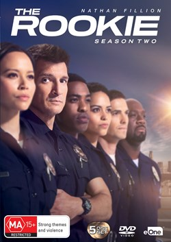 The Rookie: Season Two (Box Set) [DVD]