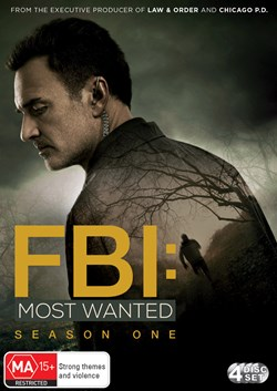 FBI: Most Wanted - Season One (Box Set) [DVD]