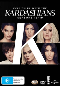 Keeping Up With the Kardashians: Season 18 & 19 (Box Set) [DVD]