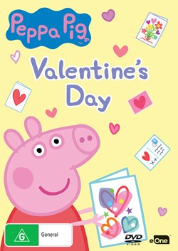 Peppa Pig: Valentine's Day [DVD]