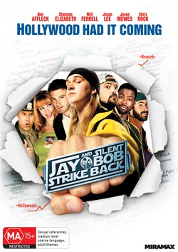 Jay and Silent Bob Strike Back [DVD]