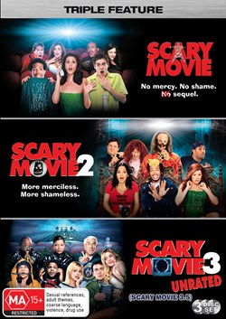 Scary Movie Trilogy (Box Set) [DVD]