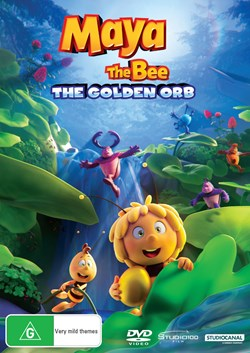 Maya the Bee 3 - The Golden Orb [DVD]
