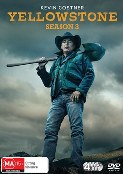 Yellowstone: Season 3 (Box Set) [DVD]