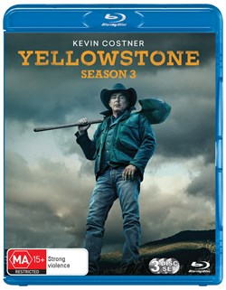Yellowstone: Season 3 (Box Set) [Blu-ray]