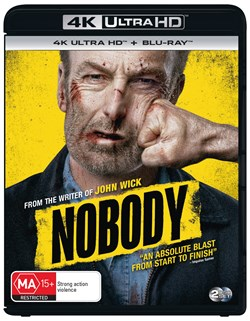 Nobody (4K Ultra HD + Blu-ray) [UHD]