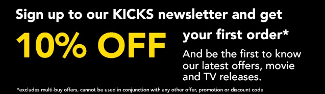 Sign Up To Our Kicks Newsletter