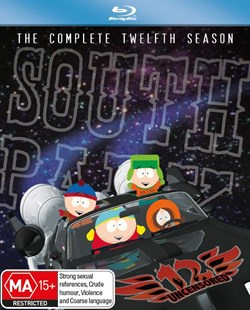 South Park: Series 12 [Blu-ray]