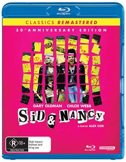 Sid & Nancy [Blu-ray]