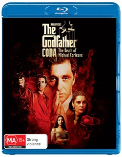 The Godfather: Part III [Blu-ray]