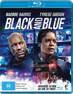 Black and Blue [Blu-ray]