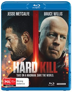 Hard Kill [Blu-ray]