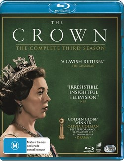 The Crown Season 3 [Blu-ray]