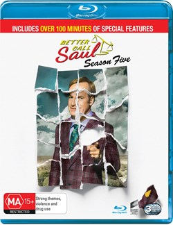 Better Call Saul: Season Five (Box Set) [Blu-ray]