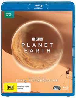 Planet Earth (Box Set) [Blu-ray]