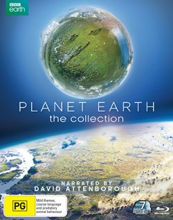 Planet Earth: The Collection (Box Set) [Blu-ray]