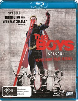 The Boys: Season 1 (Box Set) [Blu-ray]