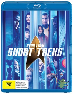 Star Trek - Short Treks [Blu-ray]