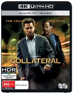 Collateral (4K Ultra HD + Blu-ray) [UHD]