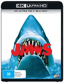 Jaws (4K Ultra HD + Blu-ray) [UHD]