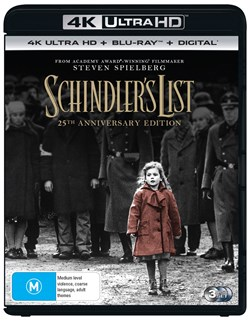 Schindler's List (4K Ultra HD + Blu-ray) [UHD]