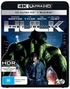 The Incredible Hulk (4K Ultra HD + Blu-ray + Digital Download) [UHD]