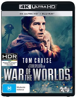 War of the Worlds (4K Ultra HD + Blu-ray) [UHD]