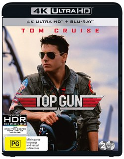 Top Gun (4K Ultra HD + Blu-ray) [UHD]