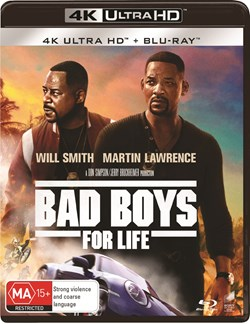 Bad Boys for Life (4K Ultra HD + Blu-ray) [UHD]