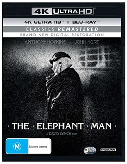 The Elephant Man (4K Ultra HD + Blu-ray) [UHD]