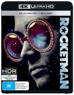 Rocketman (4K Ultra HD + Blu-ray) [UHD]