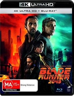 Blade Runner 2049 (4K Ultra HD + Blu-ray [UHD] [UHD]