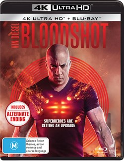 Bloodshot (4K Ultra HD + Blu-ray) [UHD]