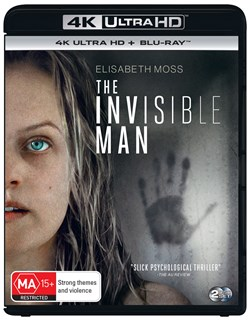 The Invisible Man (4K Ultra HD + Blu-ray) [UHD]