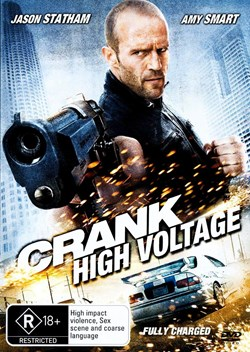 Crank 2 - High Voltage [DVD]
