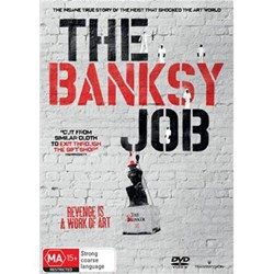 The Banksy Job [DVD]