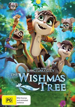 The Wishmas Tree [DVD]