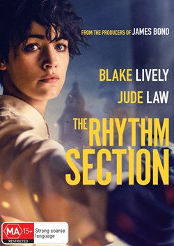 The Rhythm Section [DVD]