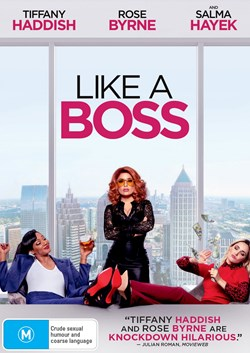 Like a Boss [DVD]