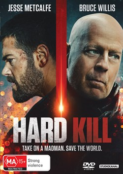 Hard Kill [DVD]