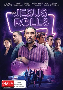 The Jesus Rolls [DVD]