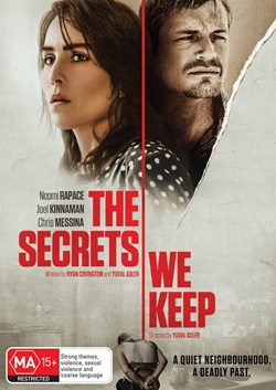 The Secrets We Keep [DVD]