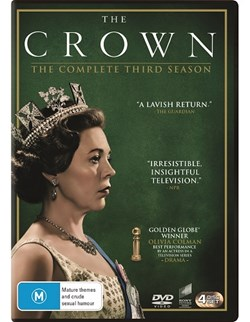 The Crown Season 3 [DVD]